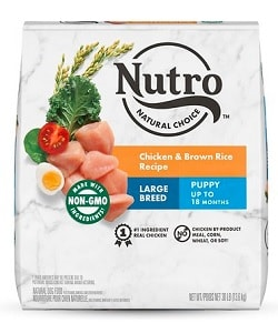 Nutro Natural Choice Boxer Puppy Food