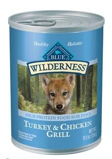 Blue Buffalo Wilderness Puppy Wet Food