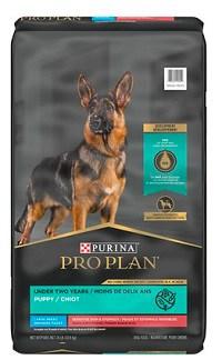 Purina Pro Plan Development Sensitive Stomach German Shepherd Puppy Dog Food