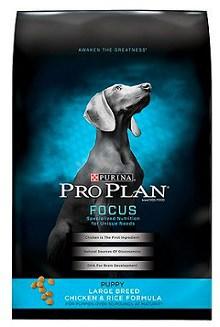 Purina Pro Plan Puppy Dog Food