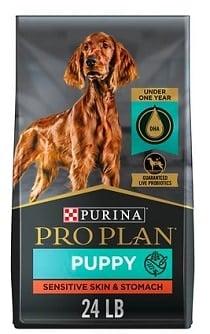 Purina Pro Plan Sensitive Stomach Puppy Dog Food