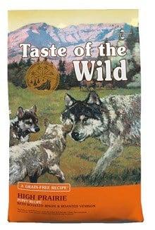 Taste Of The Wild High Prairie Puppy Dog Food