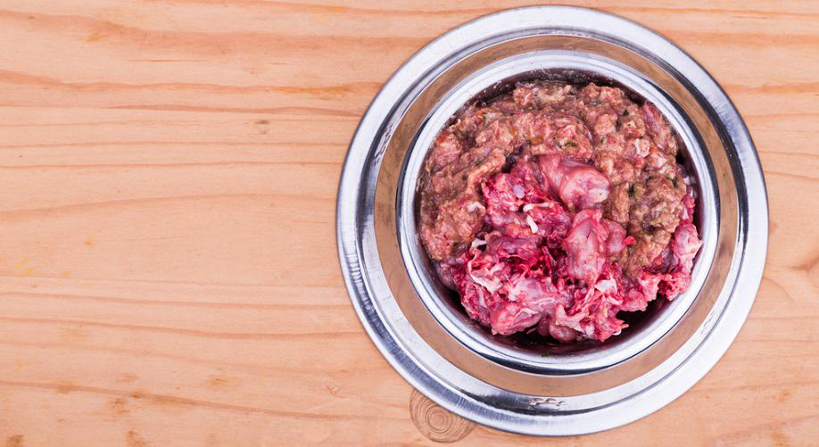 How Much Raw Food To Feed A Dog